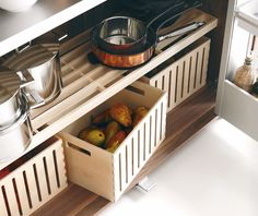 Kitchen design inspiration by Bulthaup