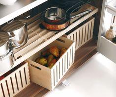Kitchen design inspiration by Bulthaup