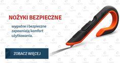 Noże bezpieczne: http://www.opako.com.pl/noze-bezpieczne-cid-7