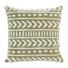 Hut Avocado Cushion