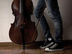 Cello & Converse