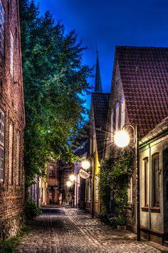 Eckernförde #Germany #Old Town by Sören Henning on 500px