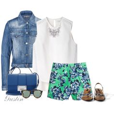 """""""spring set"""" by stacy-gustin on Polyvore"""