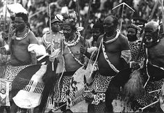 Photographs: His Majesty, King Sobhuza II Diamond Jubilee. Chief Sganda Ndwandwe, His Majesty King Sobuza II, King's Councillors, Prince Membiwa and Phica Magagula (he went to Lovedale with Sobhuza). Royal Lineage, African Royalty, East Africa, Old And New, Roots, Photographs, King, Culture, Lifestyle
