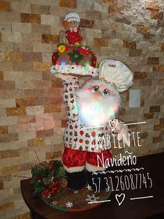 Christmas Ornaments, Holiday Decor, Character, Home Decor, Art, Molde, Environment, Christmas Crafts, Aprons