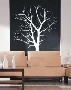 Hight+150cm+Tree++Nature+Vinyl+Wall+Paper+Decal+by+lovebabysticker,+$48.88