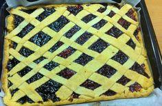 Libuščin Mřížkový koláč s marmeládou. Autor: Katka