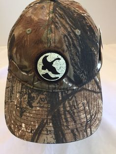 096bb6686097c Gander Mountain Camo Camouflage AP Adjustable Cap One Size Hat New NWT
