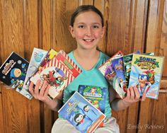 Stocking Stuffers ~ Children's DVDs From NCircle Entertainment!