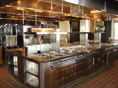 Restaurant Kitchen Ideas the jean-georges kitchen from on high | food stations, restaurants