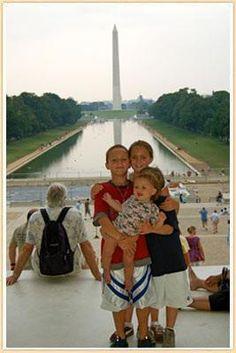 Planning Tips for Washington DC with Kids | Divine Caroline