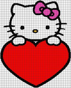 Hello Kitty Graphgan