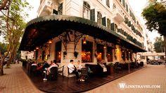 Parissian corner in Hanoi