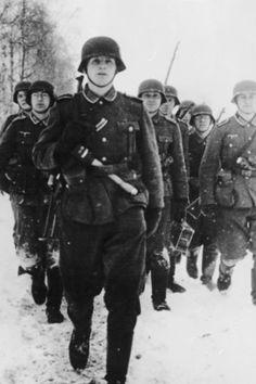 El ejercito aleman empieza a entrar en la Union Sovietica, la Operacion Barba Roja esta en marcha.