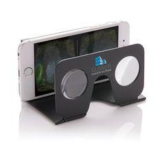 Faltbare Virtual Reality Brille im Taschenformat zum einfachen Mitnehmen. Design Vase, Mini, Console, Gadgets, Virtual Reality, Electronics, Phone, Vr, Products