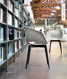 San Giovanni Library, Pesaro Italy