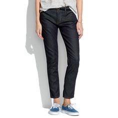SkarGorn™ Thorn Slim Slouch Jeans - slim boyjean - Women's DENIM - Madewell