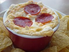 June 1: Easy Pizza Dip