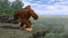 Donkey Kong Wii Games, Donkey Kong, Super Smash Bros, Nintendo Wii, Horses, Animals, Animales, Animaux, Animal