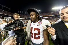 Former Alabama running back Eddie Lacy among 4 in contention for NCAA Football '14 video game cover