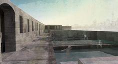 Tidal Baths   Raffaello Rosselli – Portfolio