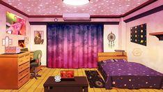 Dorm Room Layouts, Dorm Rooms, Dorm Room Pictures, Dorm Design, Backrounds, Safe Place, Curtains, Bedroom, Scenery Background