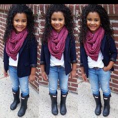 Little girl style #toddler #cute #girl