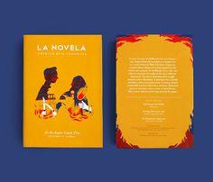 La Novela  by Mia Lagos