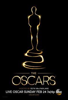 L'affiche des Oscars 2013 rend un bel hommage aux films primés les années précédentes  !