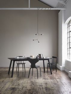 urbnite           - Grand Prix Chair by Arne Jacobsen