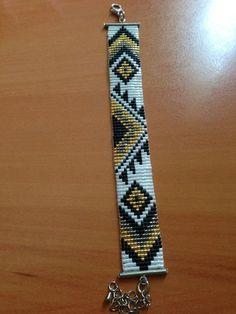 Bracelet manchette perles miyu
