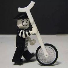 #lego #unicycle