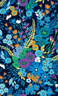 Vera Bradley - Midnight Blues