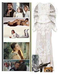 """May the Force be with you - Princess Leia Organa"" by fashionqueen76 ❤ liked on Polyvore featuring Givenchy, Jason Wu, Loungefly and starwars"