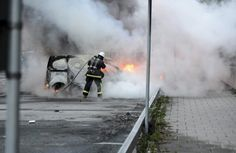 Rioting raises questions about Sweden's liberal immigration policy and its inequality