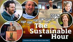In The Sustainable Hour on 94.7 The Pulse on 28 September 2016 we participate in a divestment action event at Vision Super's headquarters, we hear about the climate emergency, and we jump of joy over the new climate change poll…