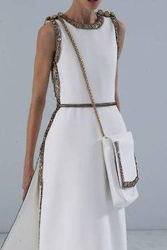 glamourndfashion:  Chanel haute couture - fall 2014-2015