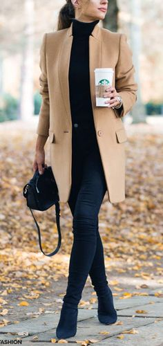 45 Best and Stylish Business Casual Work Outfit for Women – Source by More from my Best and Stylish Business Casual Work Outfit for Women – Ideas For Clothes For Women Over 50 Outfits Over 50 CasualBest Spring Outfits Casual 2019 for Women – Fashion and … Looks Chic, Looks Style, My Style, Classy Looks, Herbst Outfits 2018, Trajes Business Casual, Winter Business Casual, Casual Winter, Women Business Casual