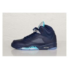 best authentic e98af 5bf99 Nike Air Jordan 5 Retro Midnight Navy,Air Jordan 5 Retro Midnight Navy,Nike  Air Jordan 5 Mnight Navy AJ5 Midnight Blue Female 4