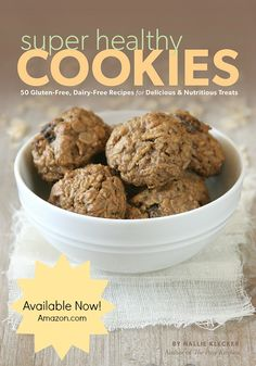 Super Healthy Cookies for your lunchbox! (new release available NOW!) #projectlunchbox