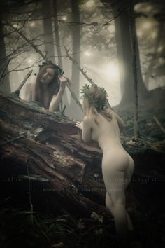 """Tales of the twilight Forest... """"The Woodfairys"""" ...my dark Material 💃Ⓜ️ 👠 > Claire de Lune & Mondenkind 📸 > """"the fine Art of catching Light"""" by Pit Theiss #thefineartofcatchinglight #mythology #mystic #pittheissphotography #fantasy #fairy #fairytales #outdoor #photoshoot #dark #conceptshooting #photoproject #pagan #photographer #norce #norcemythology #mystic #pittheissphotography #fantasy #outdoor #photoshoot #celtic #witchcraft #witchcraft #witches #runes"""