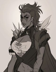 The Queen of Junkertown!
