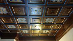 Artesonados de madera. Bookcase, Shelves, Home Decor, Wood Ceilings, Verandas, Staircases, Custom Furniture, Furniture Restoration, Shelving