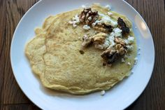 turkish pancakes with walnuts and feta -- from cristinasciarra on food 52