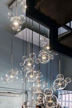 Brayden Studio Viburnum Stems and Balls 7-Light LED Globe Chandelier | Wayfair