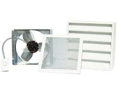 Quiet Cool Garage Fans - Ventilation and Exhaust Fan