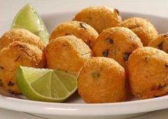 Bolas de Bacalhau - Portuguese Food - Portuguese Food Recipes