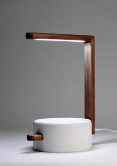 Gorgeous Lamp Design With Modern Style 19 Cool Lighting, Lighting Design, Modern Lighting, Interior Lighting, Lamp Inspiration, Modern Interior, Interior Design, Beton Design, Concrete Lamp