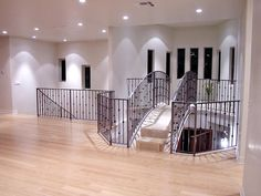 AMAZING CUSTOM IRON RAILING