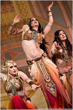 Gorgeous colours - Aspara by The Dancers Eye - Fine Art Bellydance Photography, via Flickr
